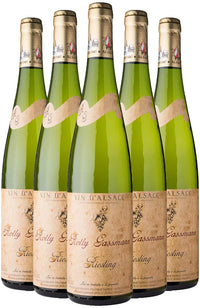 Domaine Rolly Gassmann Riesling 6 Bottle Case