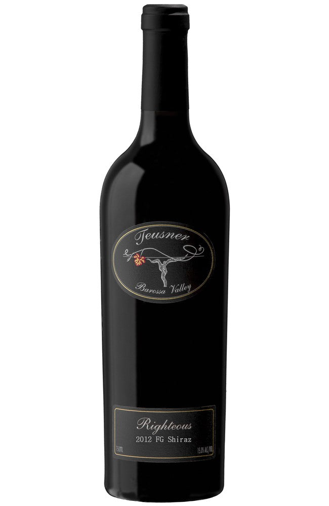Teusner Righteous FG Shiraz Australian Red Wine