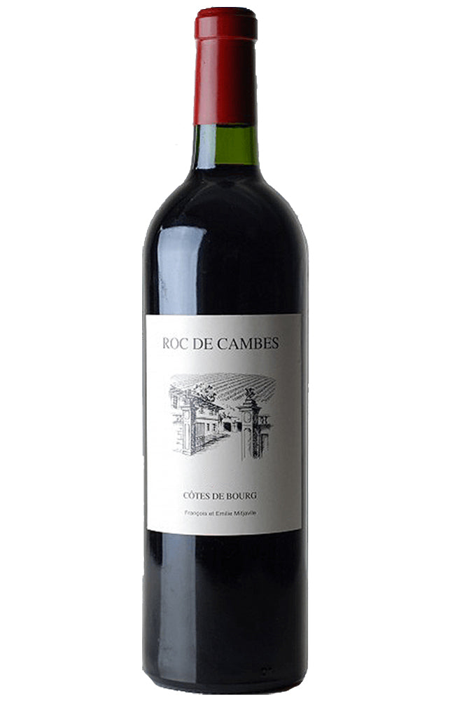 Roc de Cambes Côtes de Bourg Bordeaux Red Wine