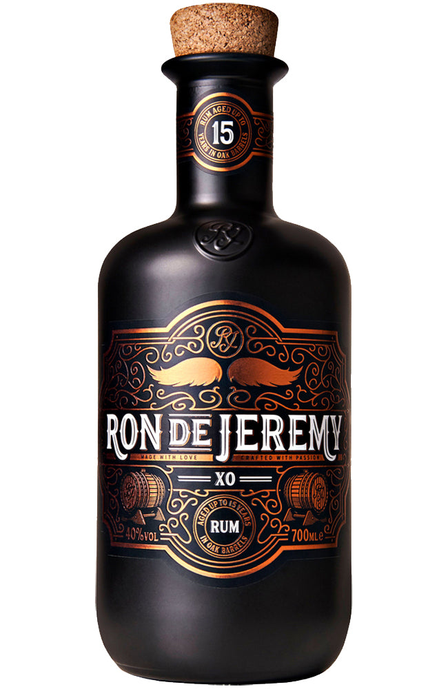 Ron de Jeremy XO Rum 15 Years Old