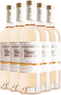 Domaine de Terrebrune Bandol Rosé Six Bottle Case
