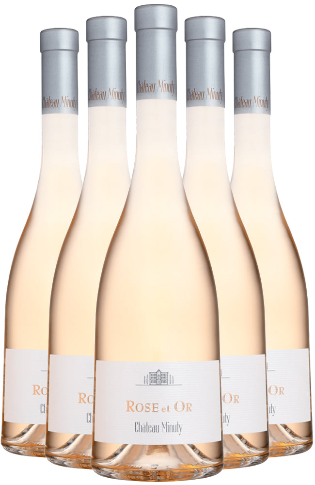 Château Minuty Rose et Or 2019