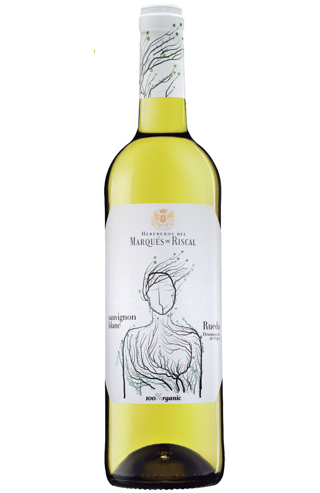 Marques de Riscal Organic Sauvignon Blanc from the Rueda DO