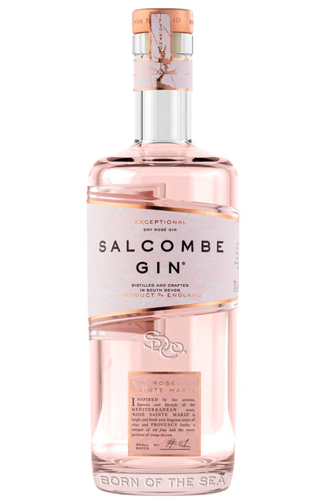 Salcombe Gin Rosén Sainte Marie Bottle