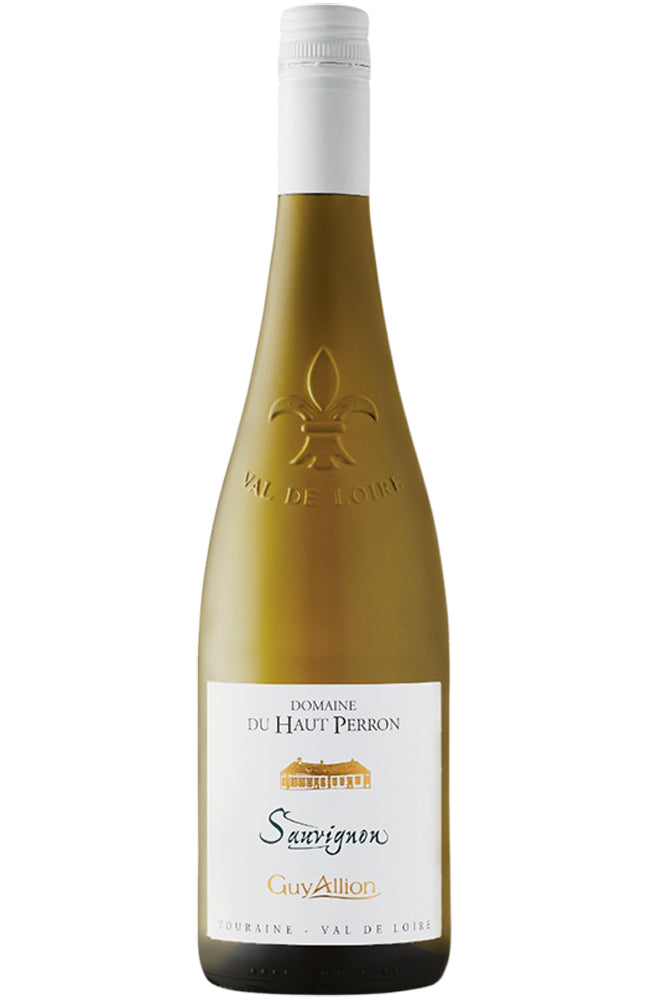 Domaine du Haut Perron Sauvignon Touraine by Guy Allion