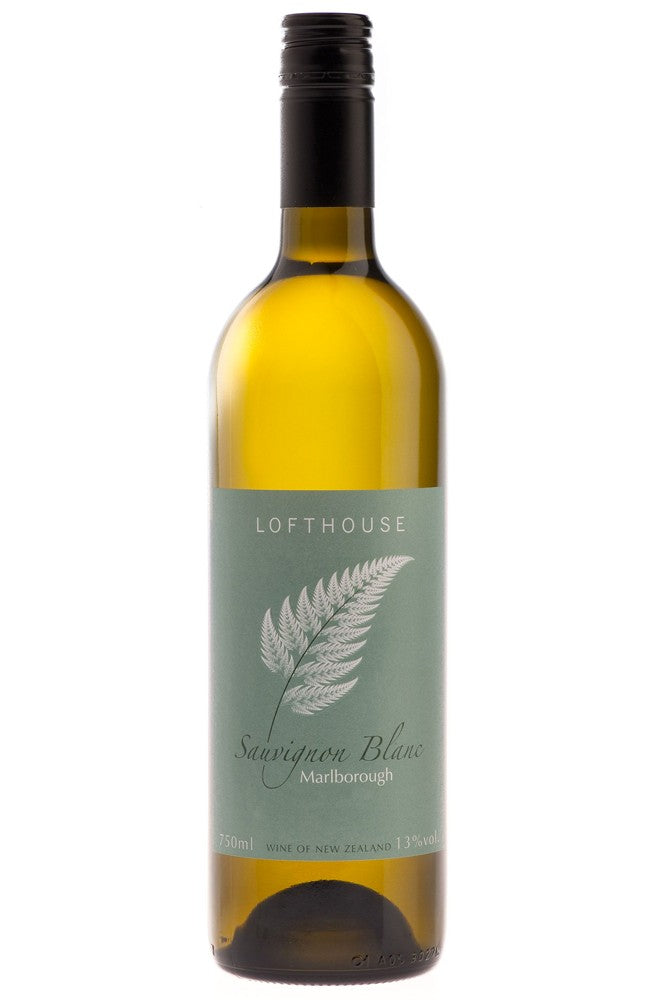 Lofthouse Sauvignon Blanc Marlborough White Wine from New Zealand