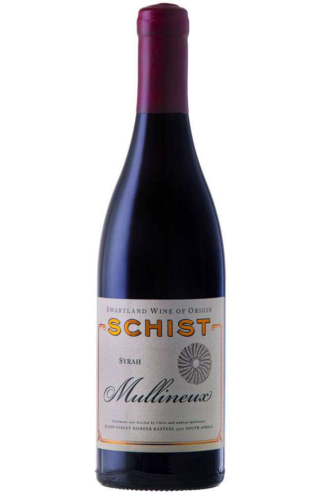 Mullineux Single Terroir Schist Syrah Roundstone