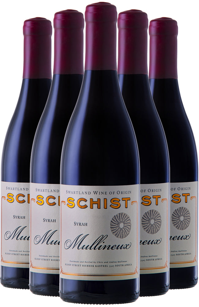 Mullineux Single Terroir Schist Syrah 2017