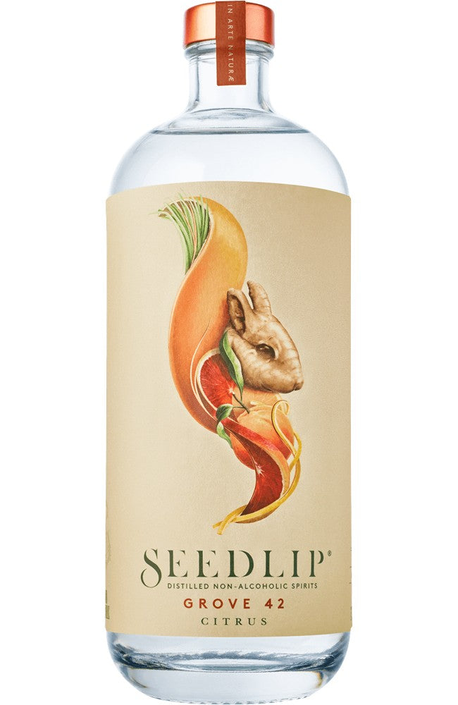 Seedlip Grove 42 Citrus Non Alcoholic Spirit
