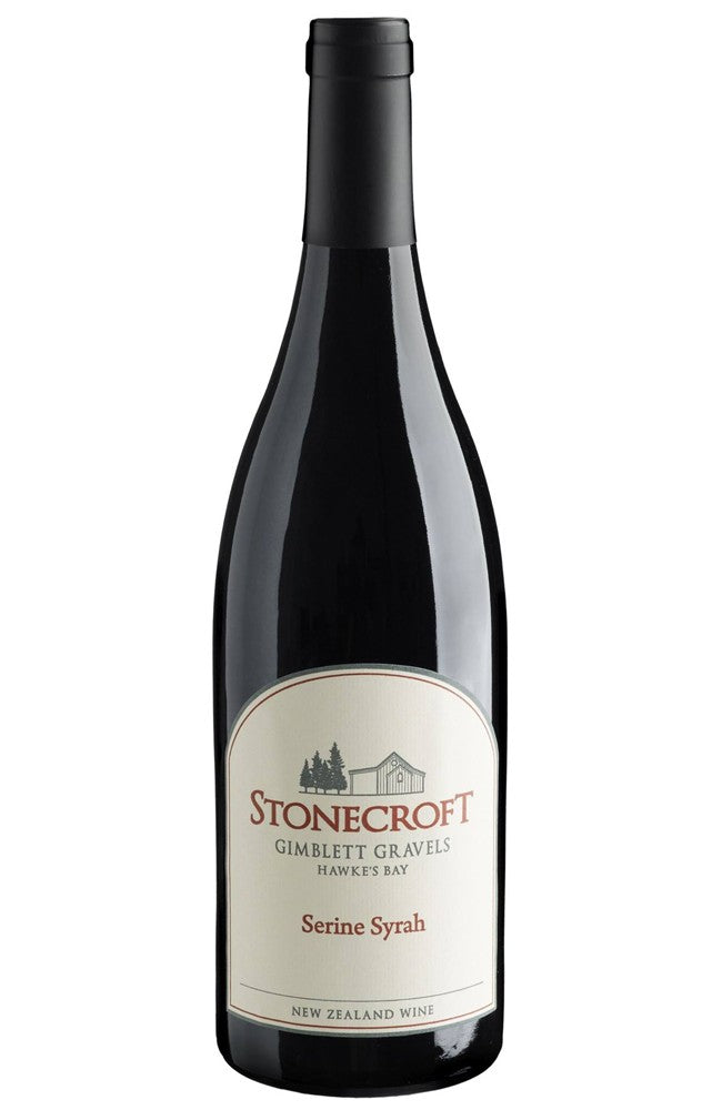 Stonecroft Serine Syrah Hawkes Bay Red Wine