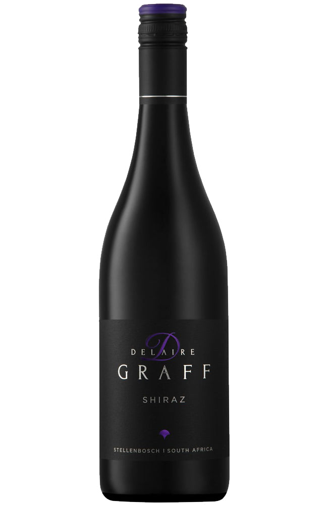 Delaire Graff Shiraz South African Red Wine