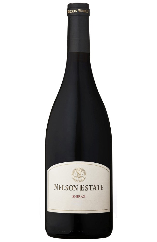 Nelson Estate Shiraz South African Red Wine