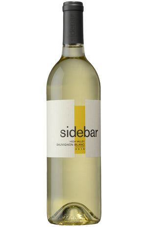 Sidebar Cellars by David Ramey High Valley Sauvignon Blanc