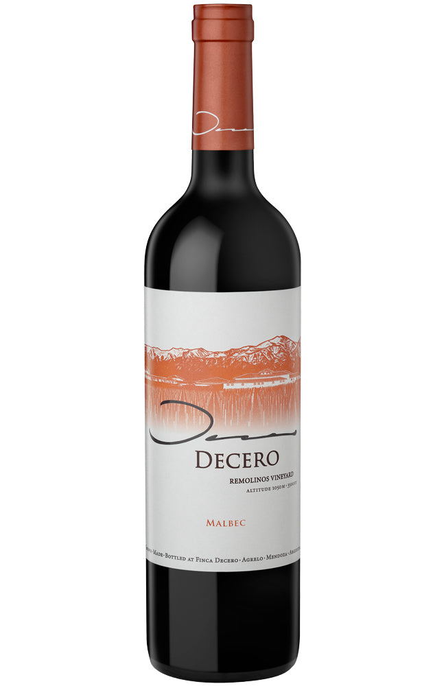 Finca Decero Signature Malbec Bottle