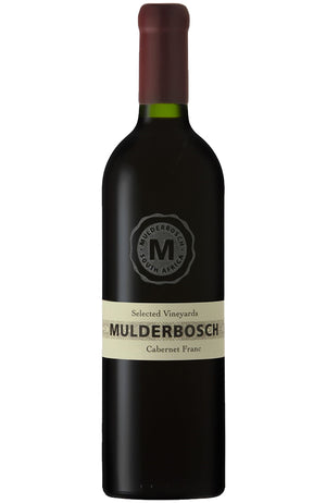 Mulderbosch Single Vineyard Cabernet Franc