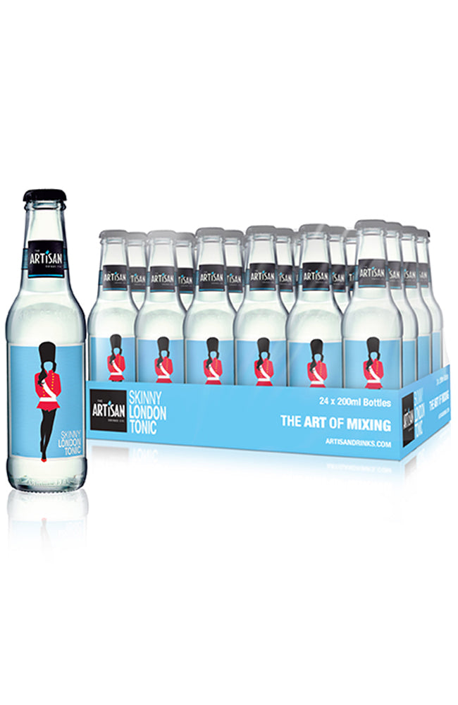 The Artisan Drinks Co. Skinny London Tonic 24 Pack
