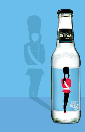 The Artisan Drinks Co. Skinny London Tonic Shadow