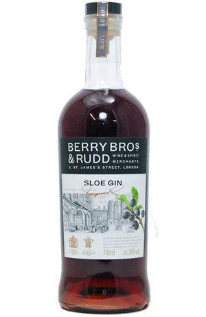 Berry Bros. & Rudd Sloe Gin