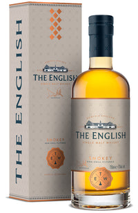 The English 'Smokey' Single Malt Whisky (Gift Boxed)