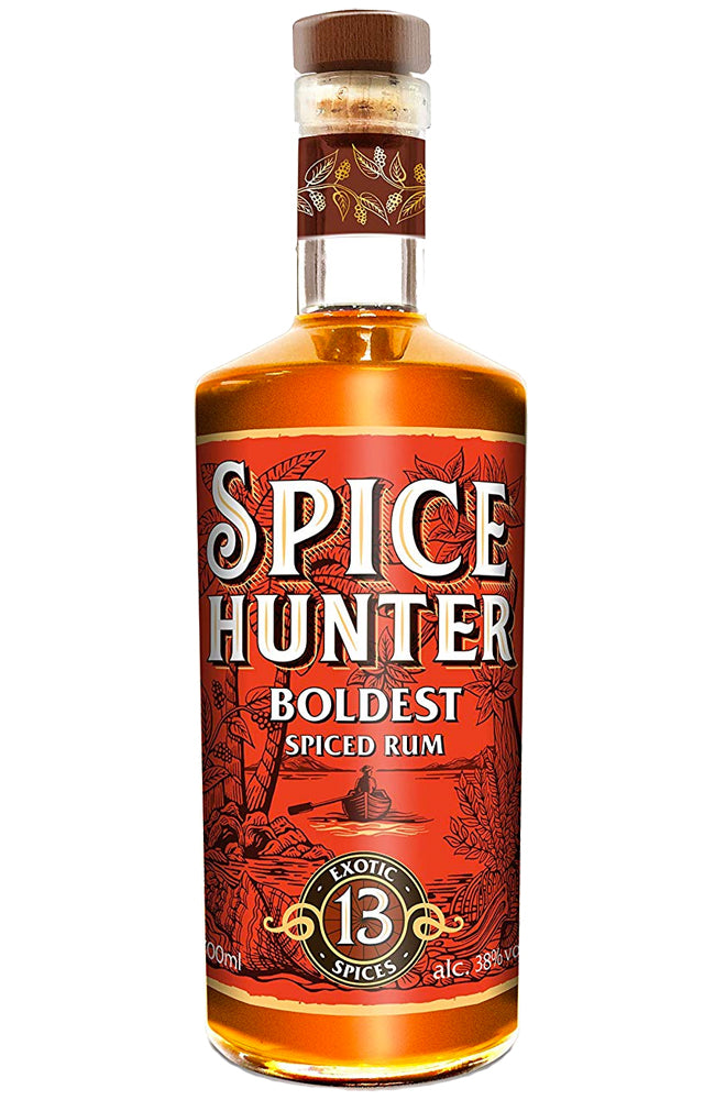 Spice Hunter Boldest Spiced Rum