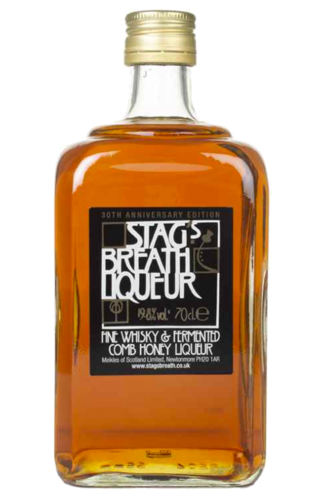 Stag's Breath Liqueur 30th Anniversary Edition Bottle