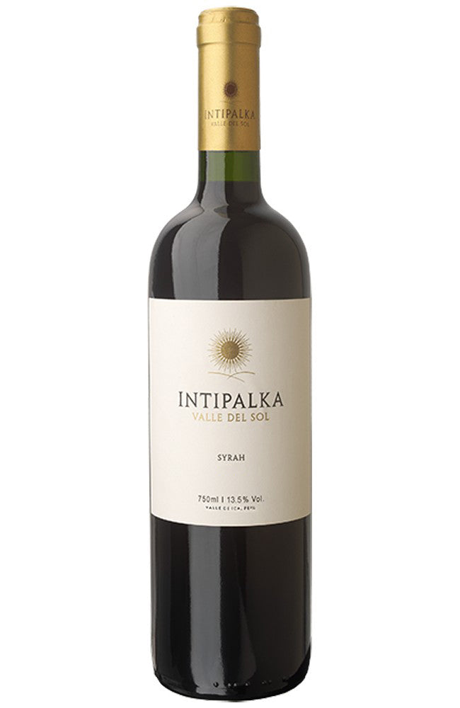 Viñas Queirolo Intipalka Syrah Red Wine from Peru