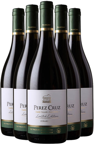 Viña Pérez Cruz Syrah Limited Edition 2017