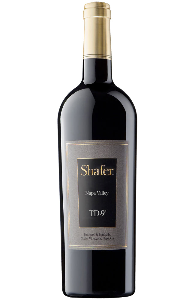 Shafer Vineyards TD-9 Red Wine Blend