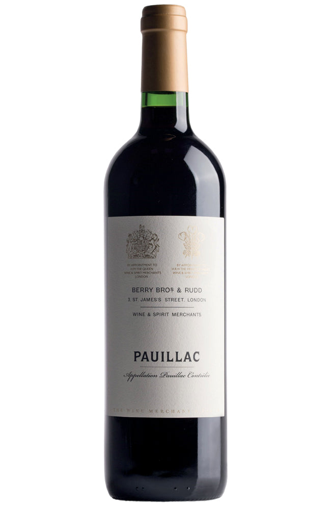 The Wine Merchants Pauillac by Château Grand-Puy-Lacoste 2015