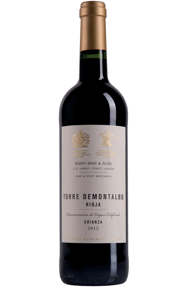 The Wine Merchants Rioja Crianza by Bodegas Amézola de la Mora