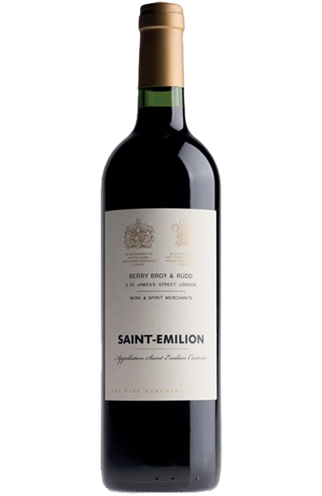 The Wine Merchants Saint Emilion by Chateau Canterane