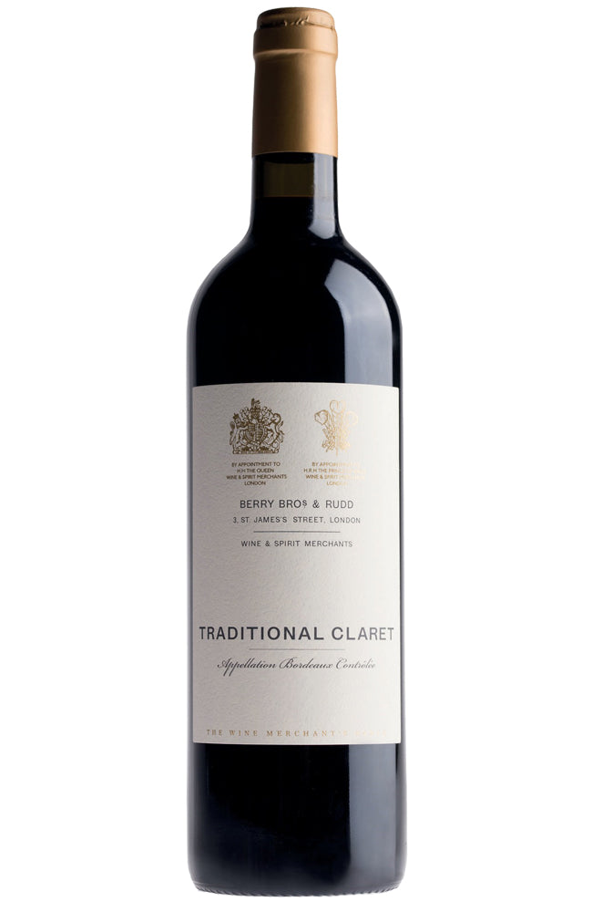 The Wine Merchants Traditional Claret by Maison Sichel