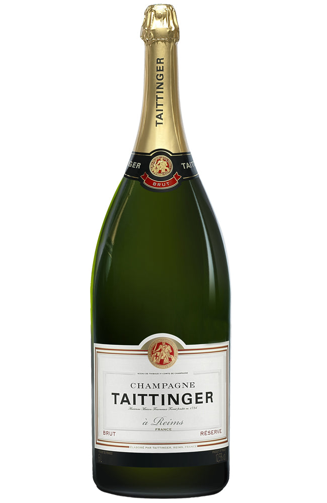 Champagne Taittinger Brut Réserve NV Methuselah (600cl) Bottle