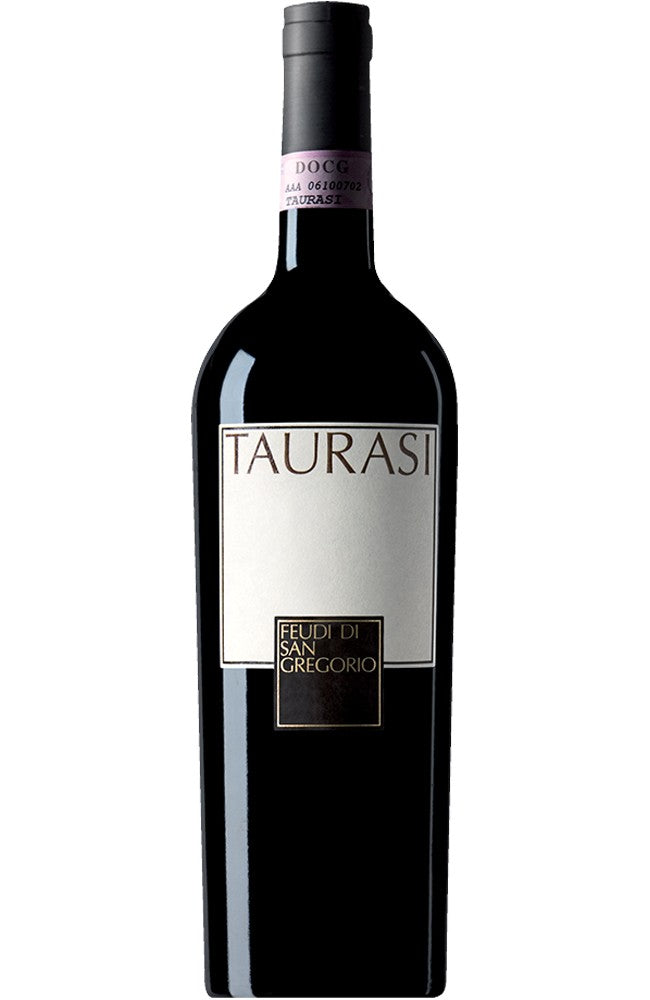 Feudi di San Gregorio Taurasi Aglianico Red Wine from Italy