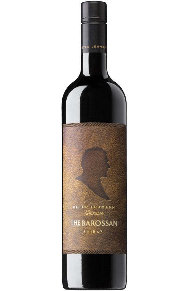 Peter Lehmann The Barossan Shiraz Bottle