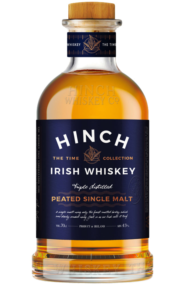 Hinch Peated Irish Single Malt Whiskey