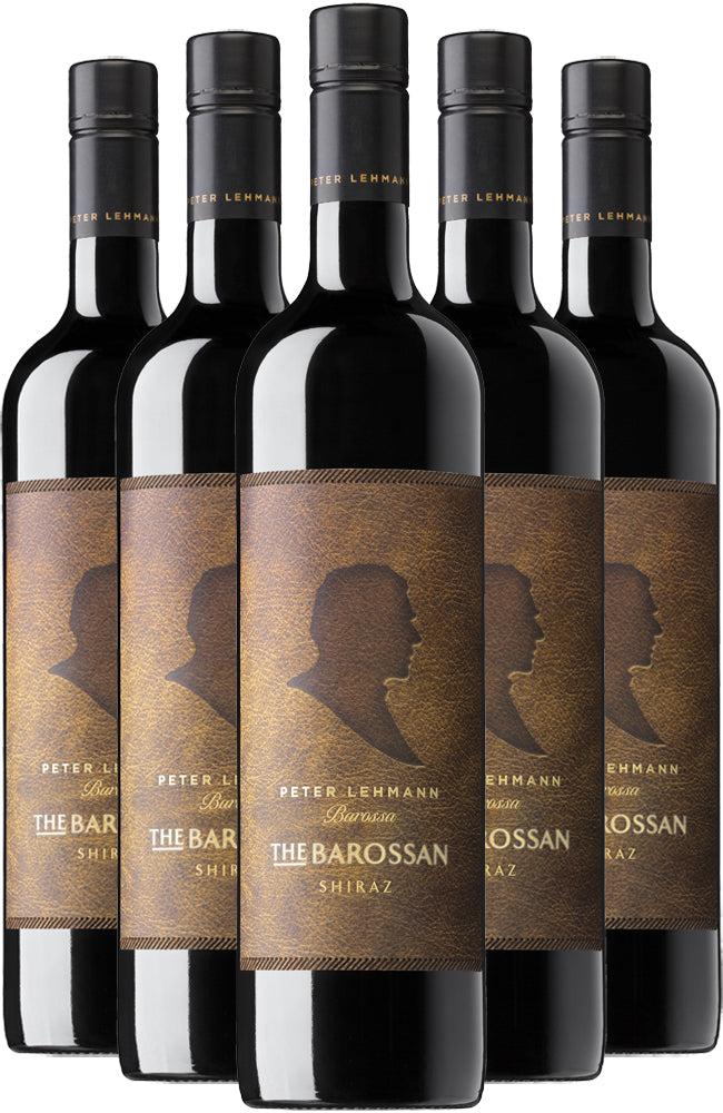 Peter Lehmann The Barossan Shiraz 6 Bottle Case