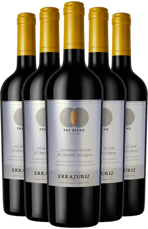 Errazuriz The Blend Collection Red 2016