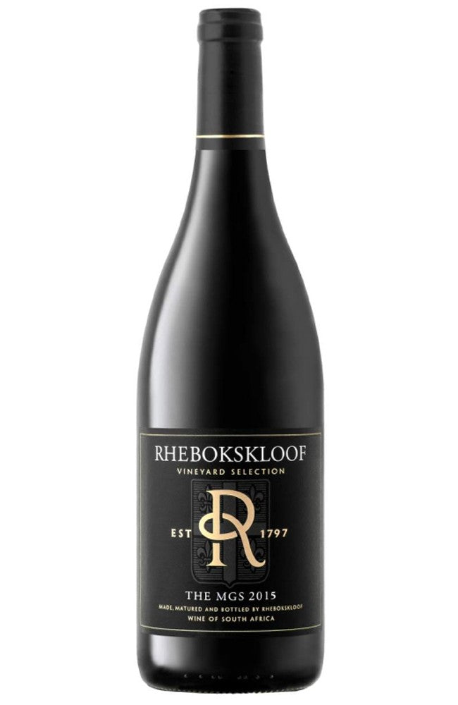 Rhebokskloof Estate The MGS South African Red Wine