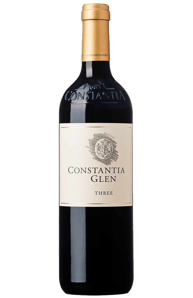 Constantia Glen THREE South African Red Wine