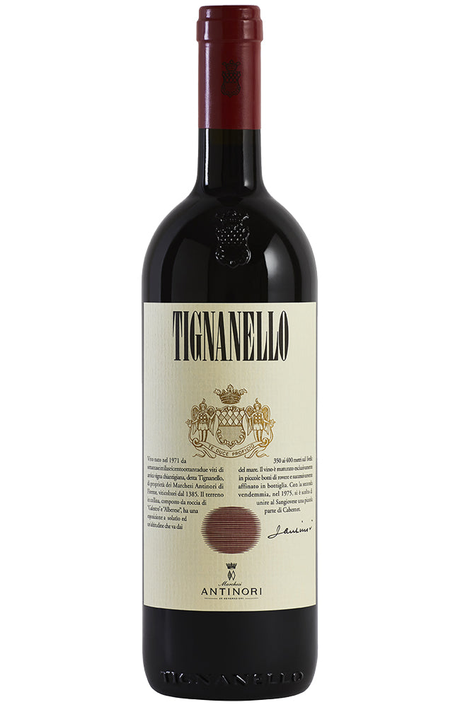 Antinori Tignanello Super Tuscan Red Wine