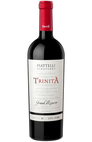Piattelli Vineyards Trinità Grand Reserve Argentinian Red Wine