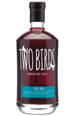 Two Birds Countryside Spirits Sloe Gin