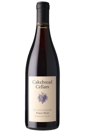 Cakebread Cellars Two Creeks Pinot Noir Californian Red Wine