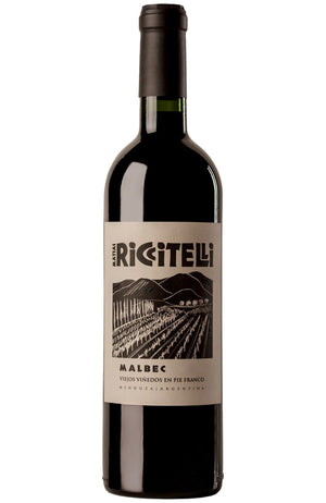 Matías Riccitelli Vineyard Selection Malbec