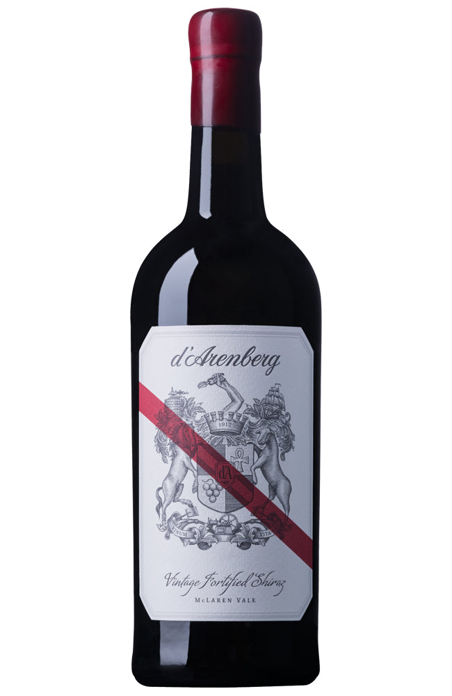 d'Arenberg Vintage Fortified Shiraz 2014 | 50cl