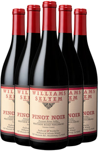 Williams Selyem Westside Road Neighbors Pinot Noir 6 Bottle Case
