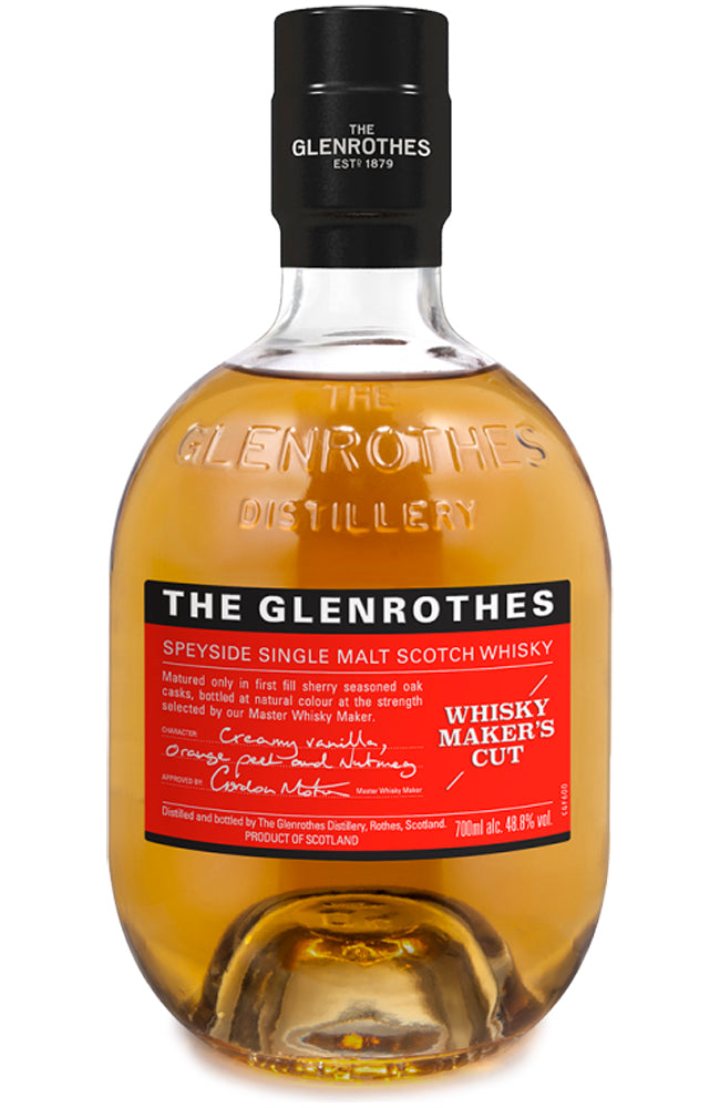 The Glenrothes Whisky Maker's Cut Speyside Single Malt Scotch Whisky