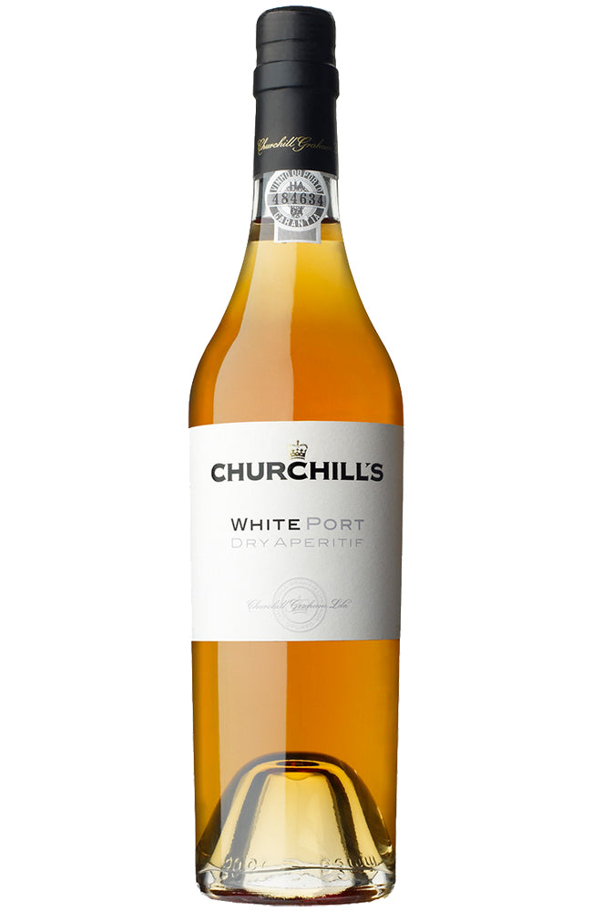 Churchill's 10 Year Old Dry White Port