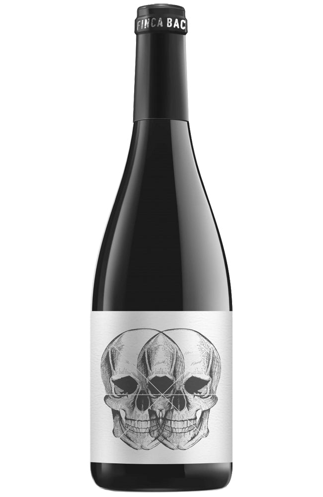 Finca Bacara Time Waits For No One White Skulls Monastrell Red Wine